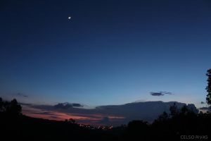 Night Silouette I by CelsoRivas