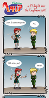 [APH:Chatroom] 10 days to save the Kingdom, part 1 by Margo-sama