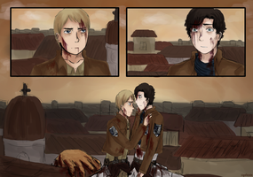 Attack on Sherlock #1 by sigalawin