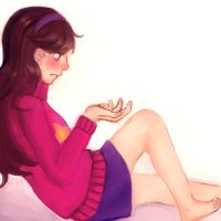 08-01 Mabel Pines by crandoii