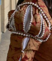 sleeve detail 16thc gown by Abigial709b