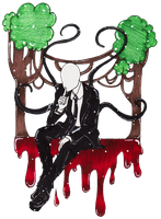 Slender Man by Tuna-Patty