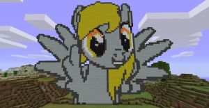 Derpy Hooves - Minecraft by SuneGem