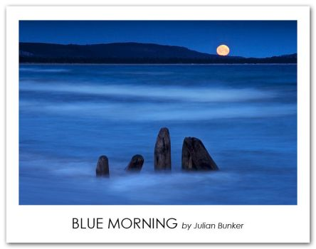 Blue Morning by Julian-Bunker