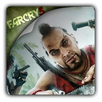 Farcry 3 v2 icon by Themx141