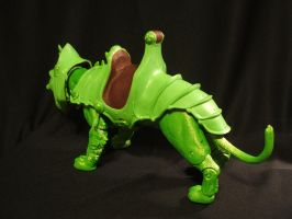MOTUC Slime Pit Battle Cat 3 by masterenglish