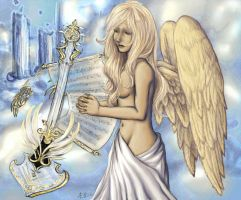 Angelic Music by aecr