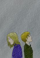 APH: France and England by SkyborneVeggie