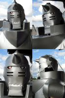 Alphonse Elric Armor Step7 by DarkRilux