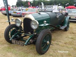 1924 Bentley 3-Litre Speed Model by The-Transport-Guild