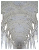 Royal Palace of Venaria - Galleria Grande 01 by Ninelyn