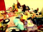 my plush toys by dogh