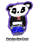 Pandas Are Cool by Rexzooly