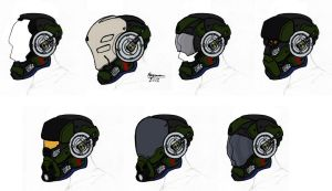 Sentinel Visor Designs by Izaak94
