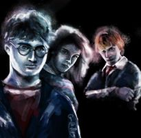 Harry Potter by XxRainingDazzlezxX