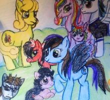 my little family by mistresscarrie