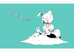 Vocaloid's Easter by Erumi-n