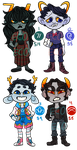 Fantroll Adoptables (CLOSED) by 221594