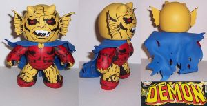The Demon Etrigan mighty mugg by Calcifer-Boheme
