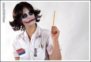 FACTS - Nurse Joker by RedCathedral