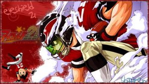 Eyeshield Ni.Ju.Ichi by Shaipen