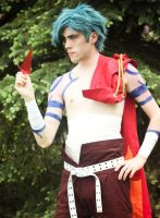 Kamina - Anime North 2011 - 4 by PA-X