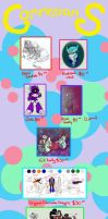 Commissions Guide by Crescent-moon-demon