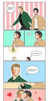 A Merry Christmas Destiel Story by youyanwuzhu