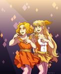 Lovely Idols by ErinPtah
