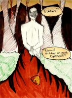 Merlin the captured, comic strip one by merlinlover