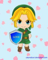 Link Love by CalyRodzuri