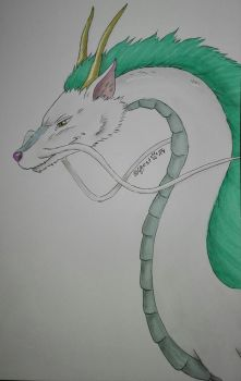 Haku by ghostthewerecat