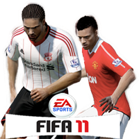 FIFA 11 Dock Icon by Rich246