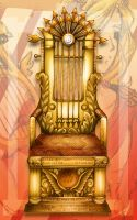 Apollo's Throne of Truth by lordaphaius28