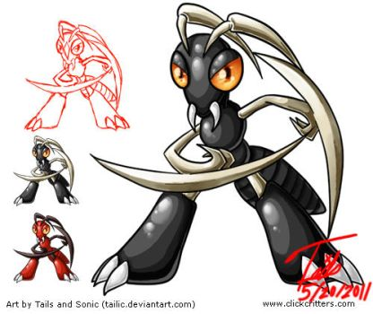 Art Sheet - Armant by Tailic