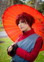 Gaara's Umbrella by unikorn