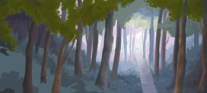 pathway - preview by taffygiraffe