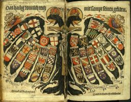 Imperial Coat-of Arms by julius1880