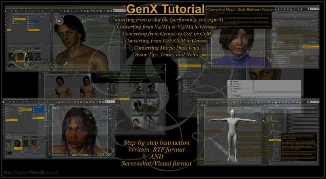 COF GenX Tutorial by Childe-Of-Fyre