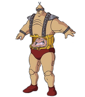 Krang the Muk in his Android Body by darthraner83