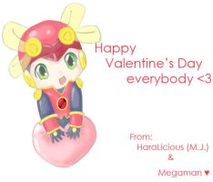 MegaValentines by Haralicious