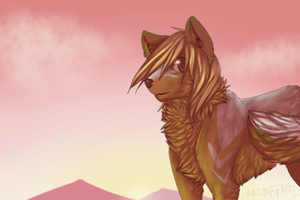 AT With Aguawolf by Pipilia