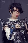 Cosplay: Bayonetta 2 by Alleria cos by Alleria-Cosplay
