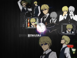 Shizuo wallpaper :D by Axela-The-Nobody