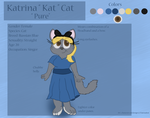 Kat 2015 Reference by Fawnadeer