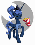 Luna's OTHER Shirt by TheDrainPipe