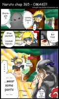 Naruto chap 365 - OMAKE by Blue-Feather-BF