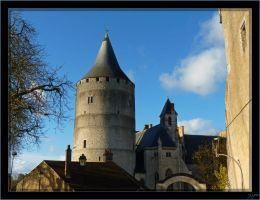 Chateaudun - 1 by J-Y-M