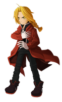 Edward Elric by CofL-fee