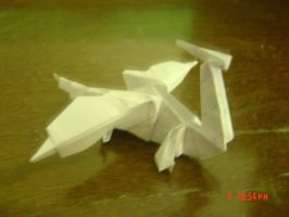 Dragon Origami by Roadhouse-Hunter
